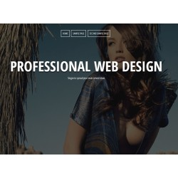 Hong Kong Web Design One Page